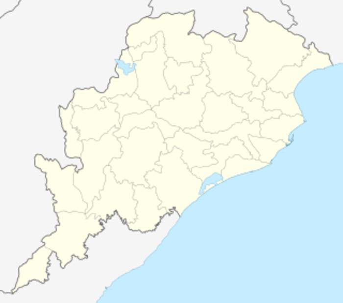 Malkangiri: Town in Odisha, India