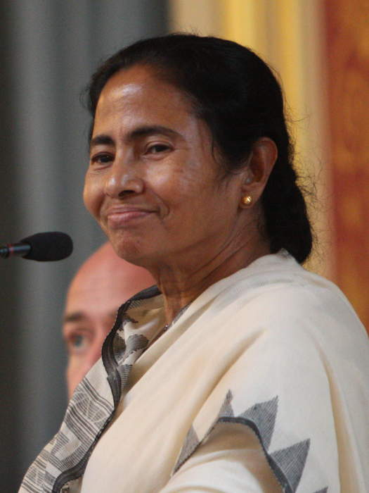 Mamata Banerjee: Chief Minister of Indian state of West Bengal