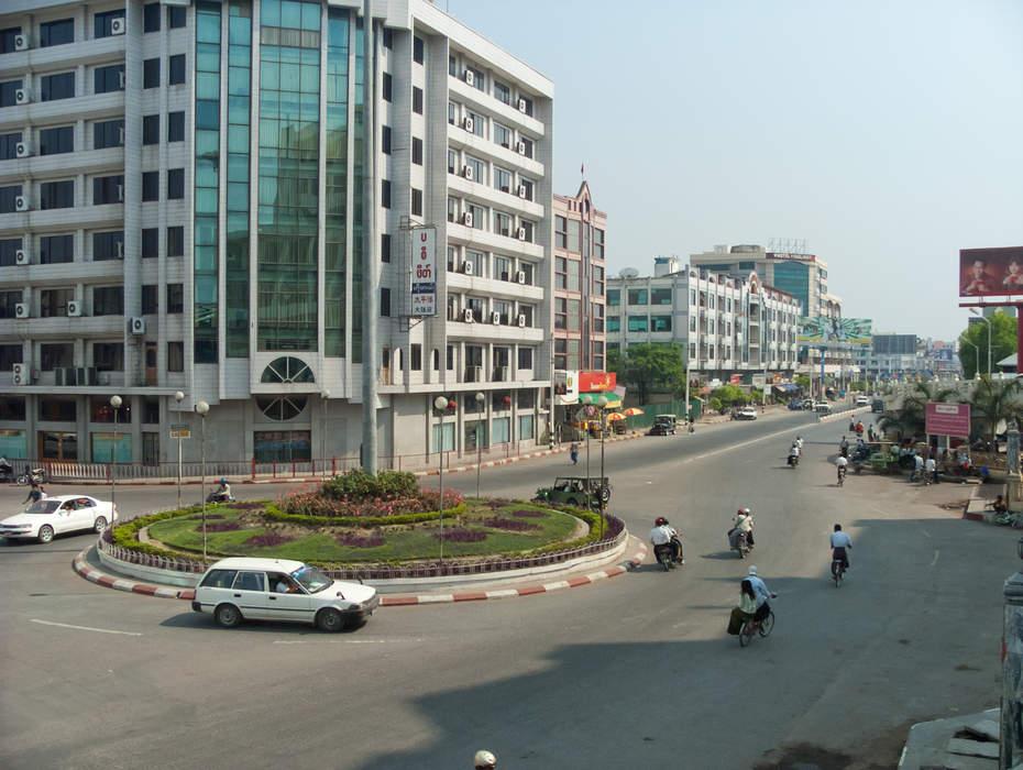 Mandalay: City in Myanmar