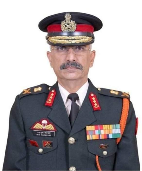 Manoj Mukund Naravane: Chief of Army Staff