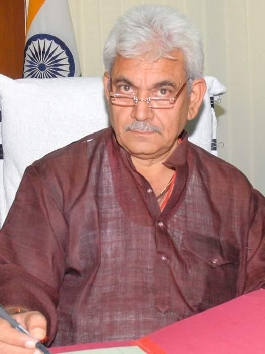 Manoj Sinha: 2nd Lieutenant Governor of Jammu and Kashmir