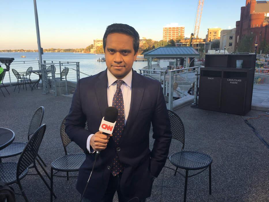 Manu Raju: American journalist