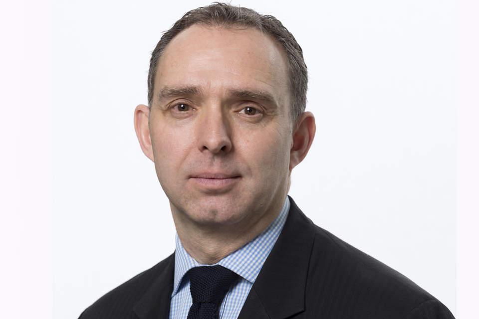 Mark Sedwill: British civil servant