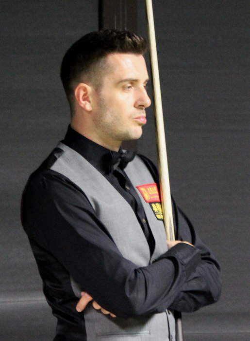 Mark Selby: English professional snooker player, three-time world champion (2014, 2016, 2017)