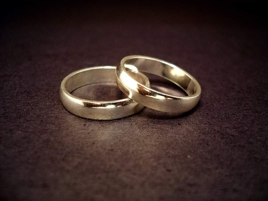 Marriage: Social union or legal contract between people called spouses that creates kinship