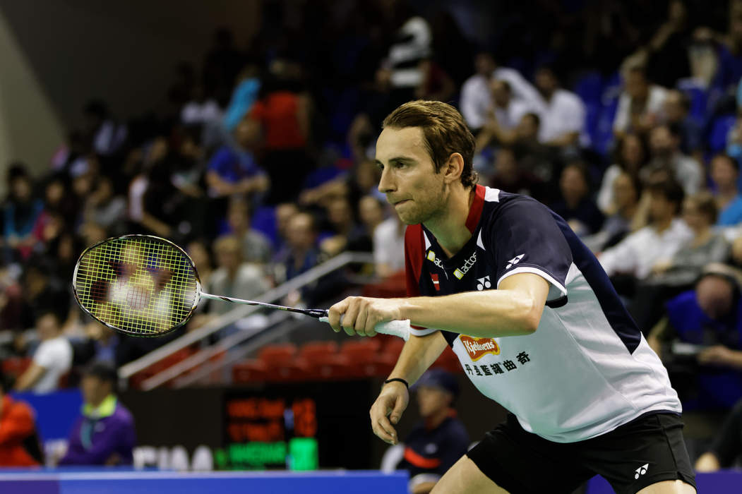 Mathias Boe: Badminton player