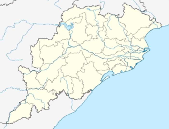Mathili: Town in Odisha, India