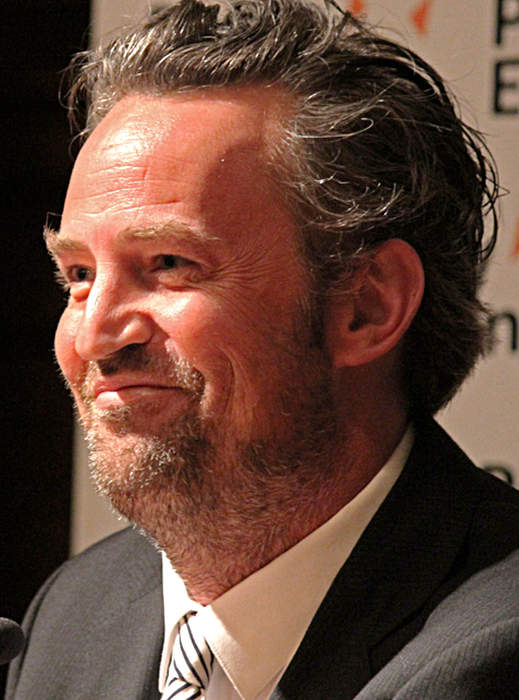 Matthew Perry: American-Canadian actor