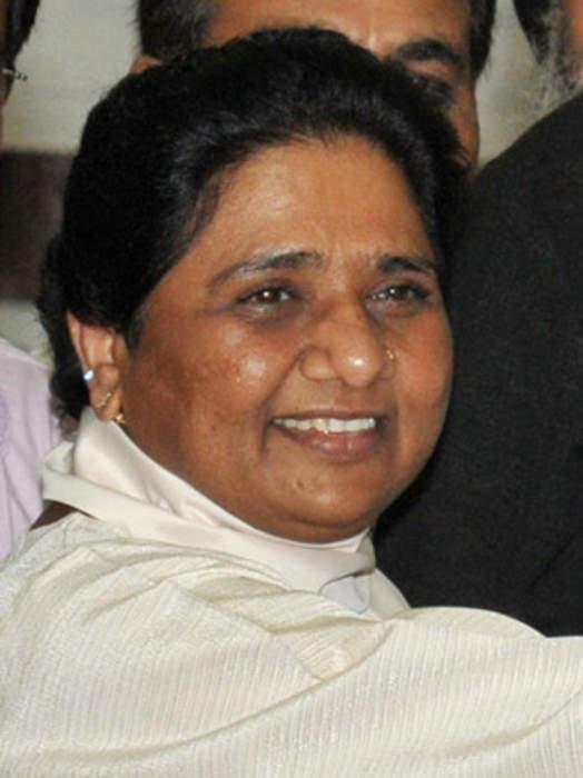 Mayawati: Former Chief Minister of Uttar Pradesh