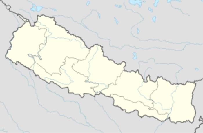 Melamchi: Town in Bagmati Zone, Nepal