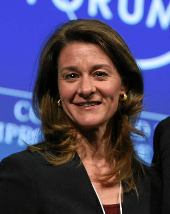 Melinda French Gates: American businesswoman and philanthropist