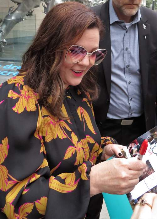 Melissa McCarthy: American actress, comedian, writer, producer, and fashion designer