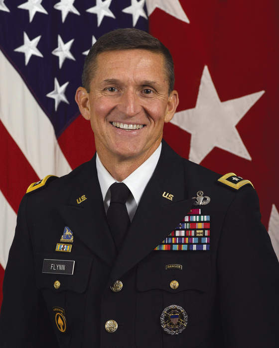 Michael Flynn: U.S. Army general and former U.S. National Security Advisor
