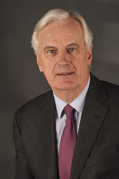 Michel Barnier: French politician