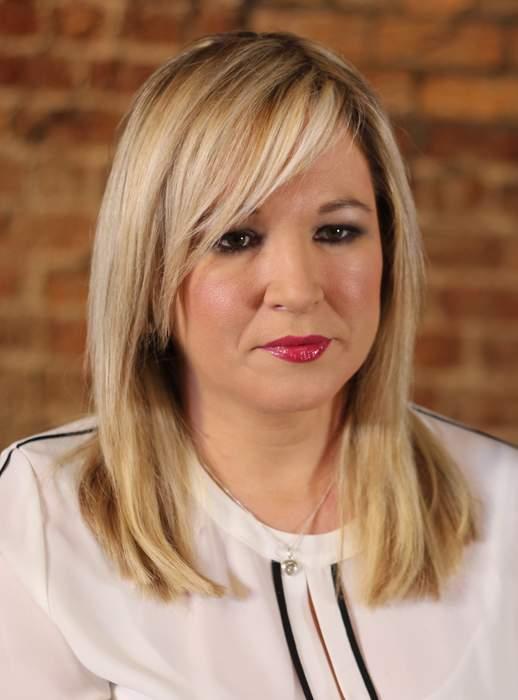 Michelle O'Neill: Deputy First Minister of Northern Ireland, Vice President of Sinn Féin