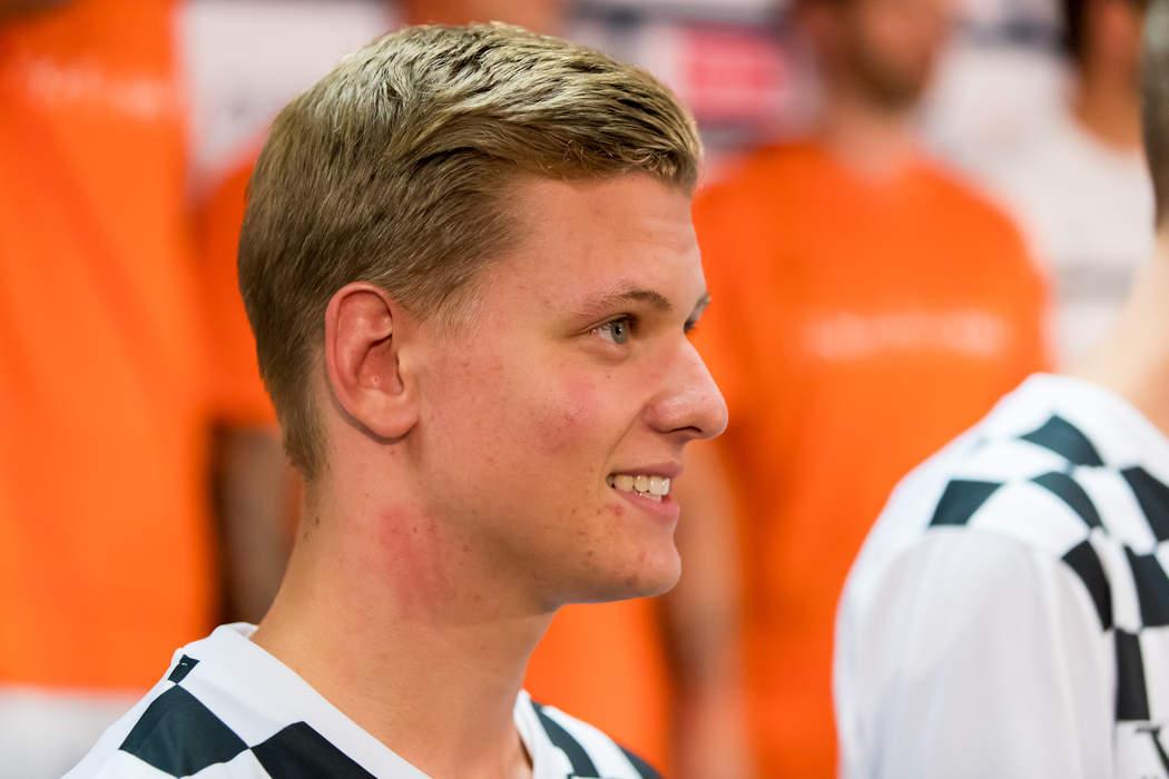 Mick Schumacher: German racing driver