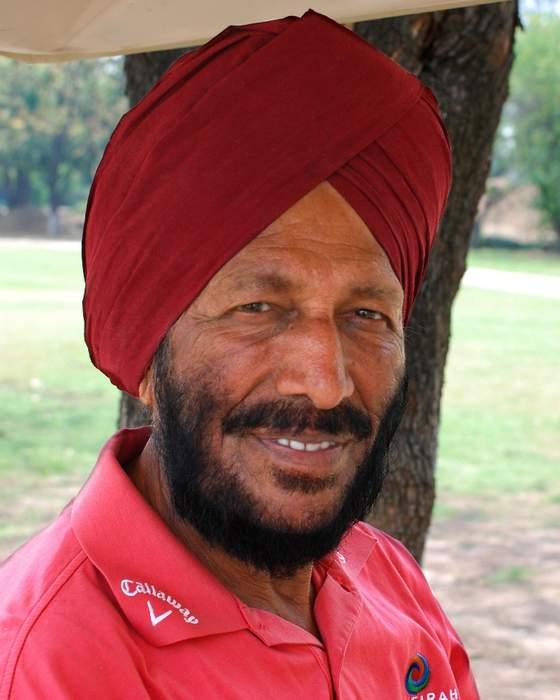 Milkha Singh: Indian athlete (1929–2021)