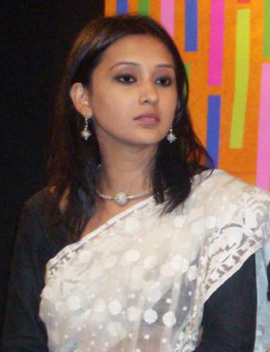 Mimi Chakraborty: Indian actor, producer, politician