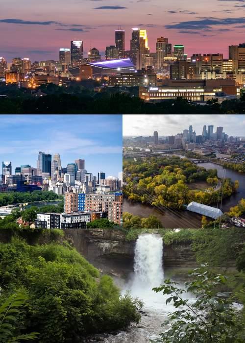 Minneapolis: Largest city in Minnesota