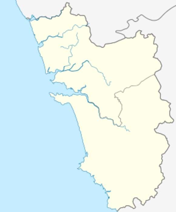 Miramar, Goa: Place in Goa, India