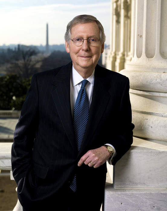 Mitch McConnell: United States Senator from Kentucky, Senate Minority Leader