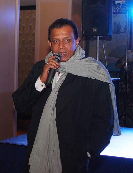 Mithun Chakraborty: Indian actor, producer, entrepreneur and politician