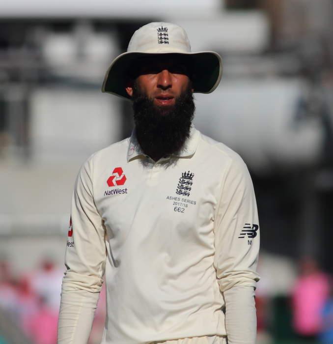 Moeen Ali: England cricketer