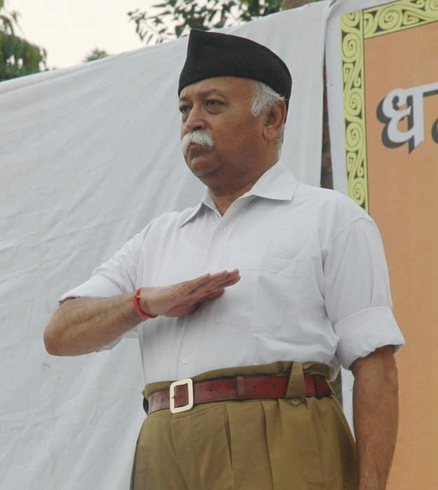Mohan Bhagwat: Indian activist and Hindutva nationalist