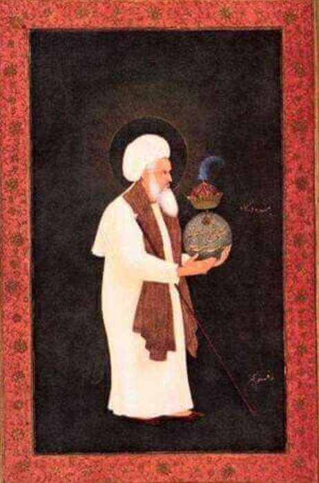 Mu'in al-Din Chishti: Sufi mystic of the Chishtiyya order