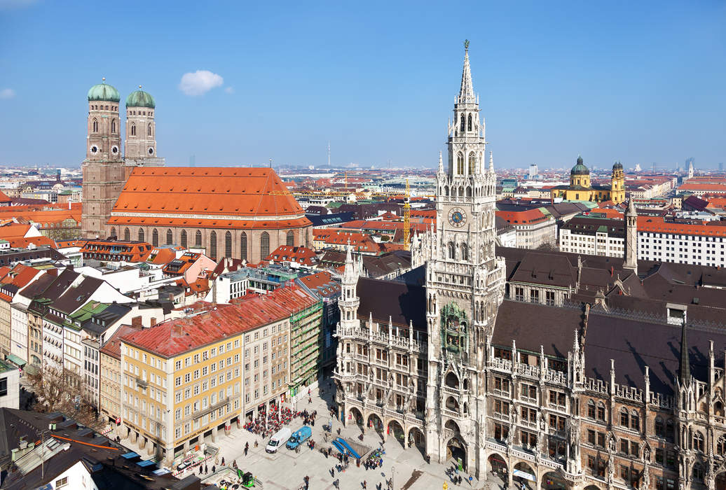 Munich: Capital and most populous city of Bavaria, Germany