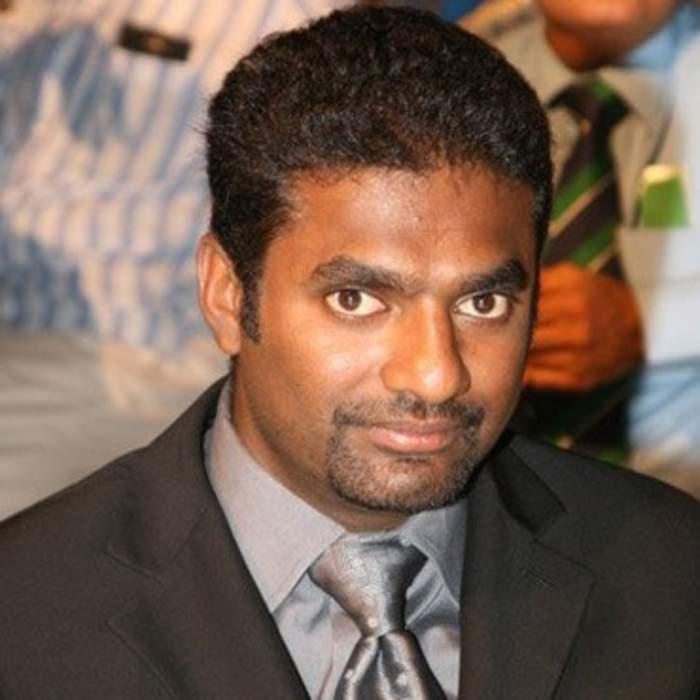 Muttiah Muralitharan: Sri Lankan cricketer