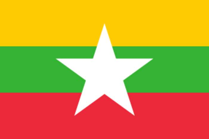 Myanmar: Country in Southeast Asia