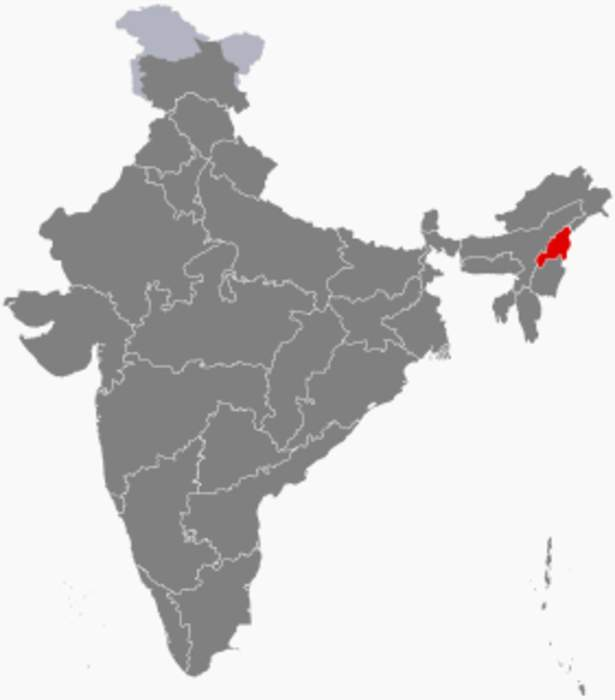 Nagaland: State in North East India