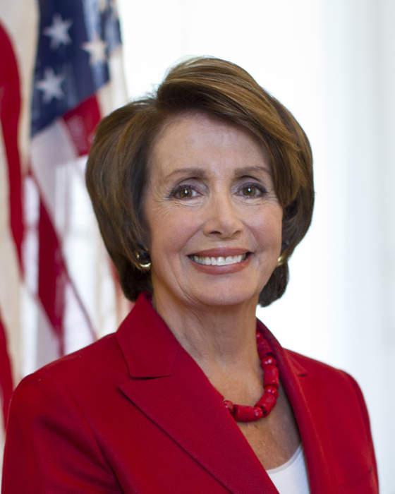 Nancy Pelosi: American politician