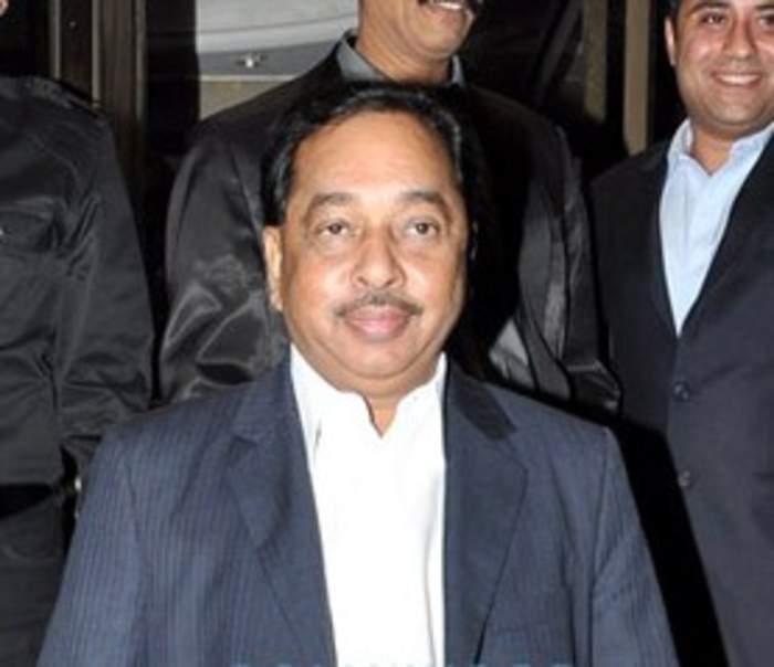 Narayan Rane: Indian politician