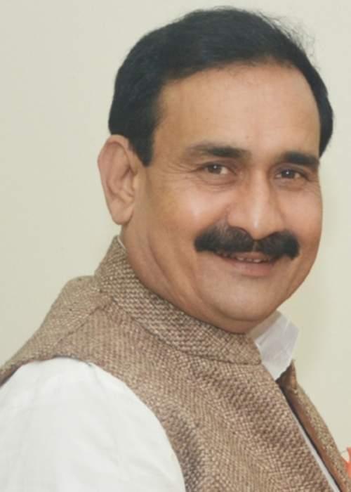 Narottam Mishra: Indian politician (born 1960)