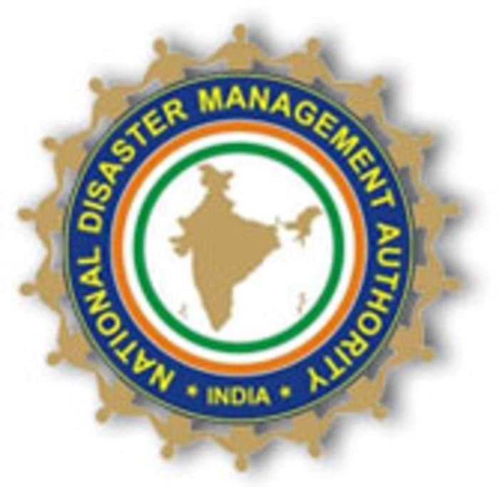 National Disaster Management Authority (India): Body of Government of India