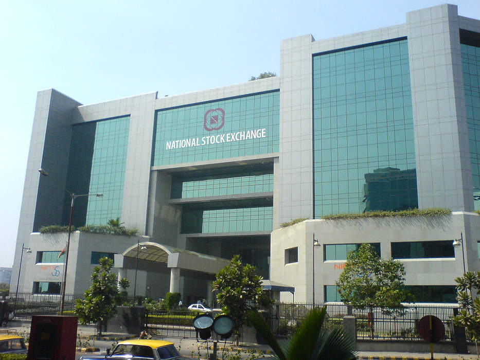 National Stock Exchange of India: Stock exchange in Mumbai