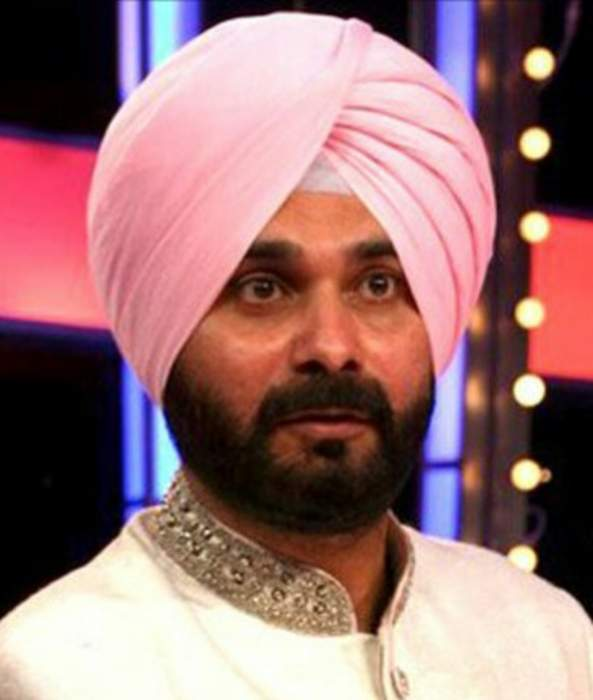 Navjot Singh Sidhu: Politician and Retired Indian cricketer