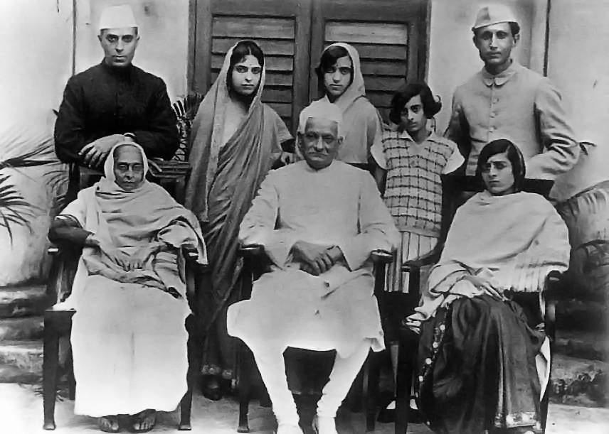 Nehru–Gandhi family: Indian political dynasty