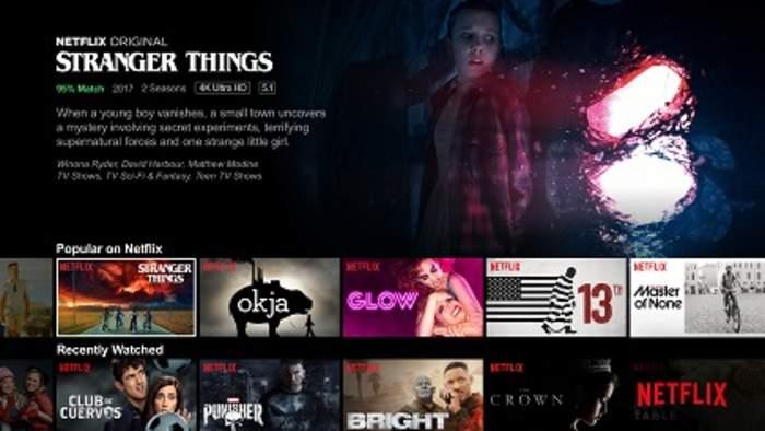 Netflix: American content platform and production company