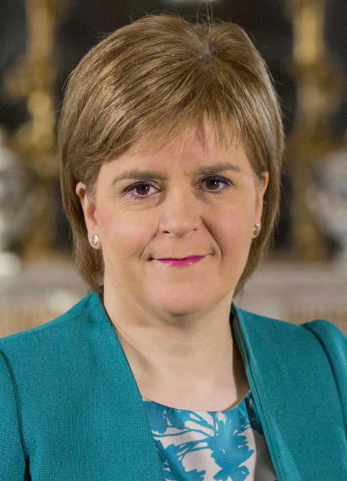 Nicola Sturgeon: First Minister of Scotland