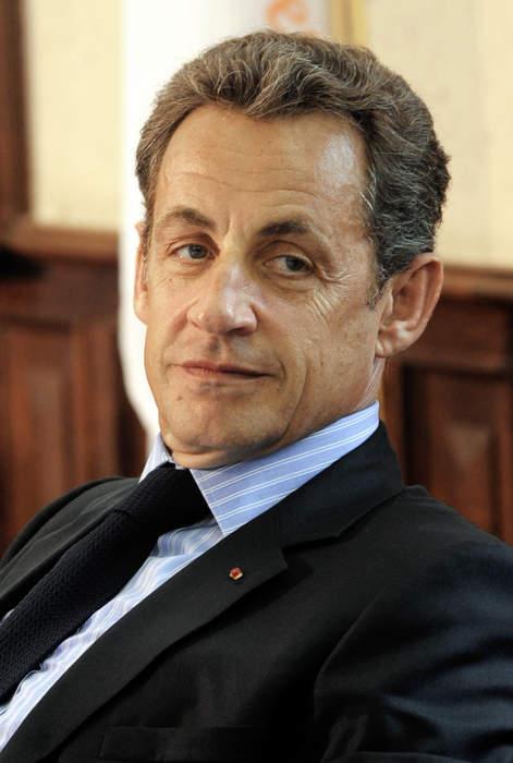 Nicolas Sarkozy: 23rd president of France