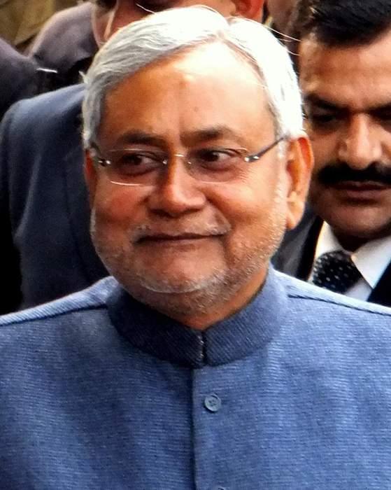 Nitish Kumar: Indian politician