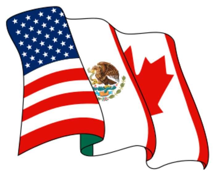 North American Free Trade Agreement: Agreement signed by Canada, Mexico, and the United States