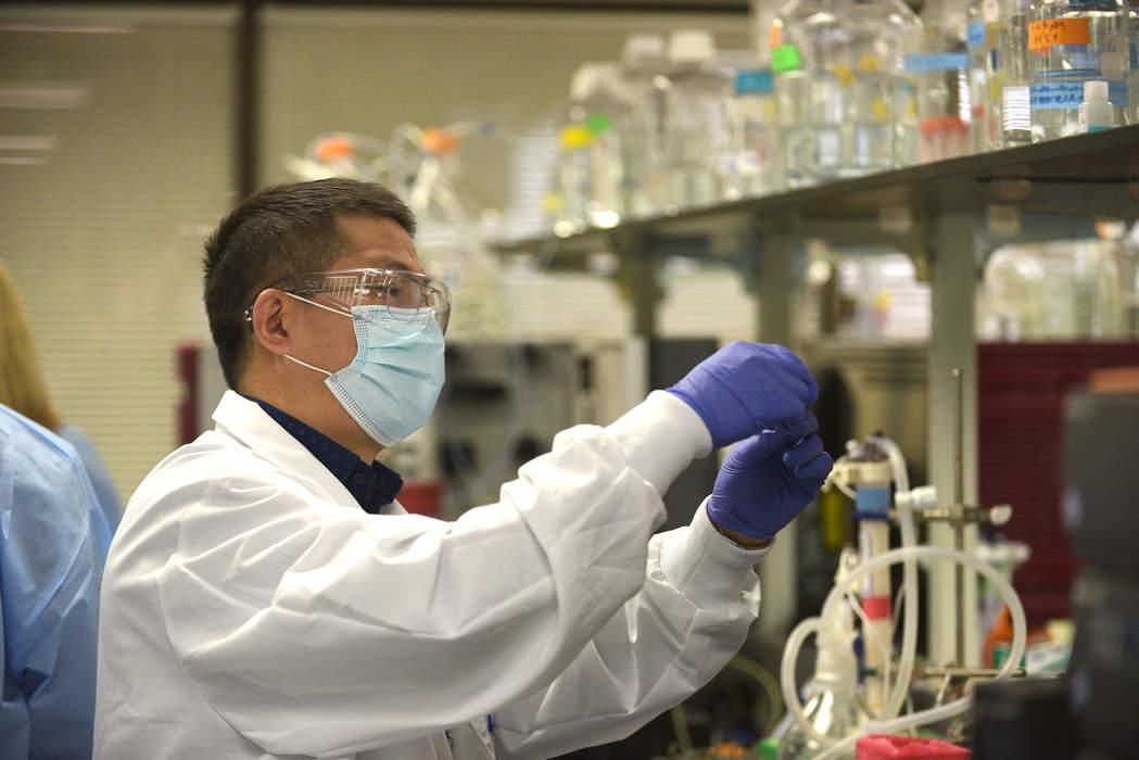 Novavax: American biotechnology company