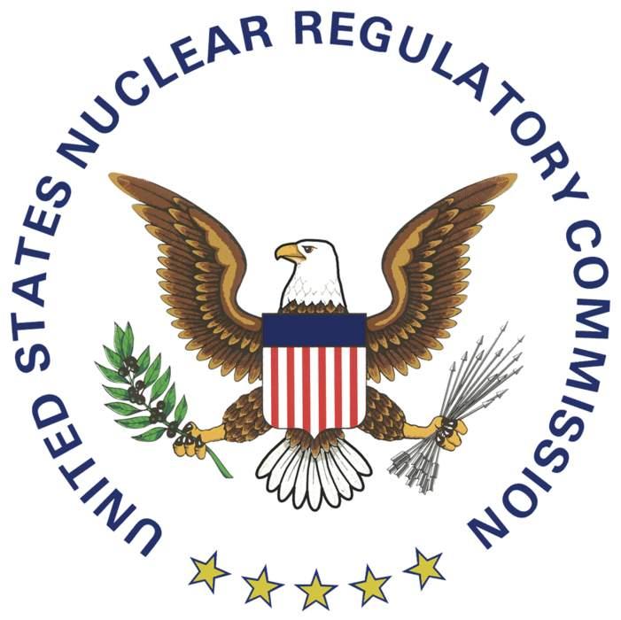 Nuclear Regulatory Commission:
