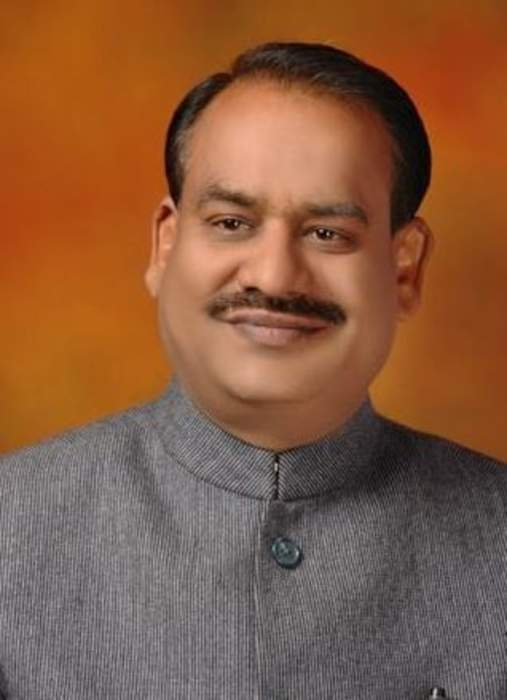 Om Birla: Speaker of the Lok Sabha