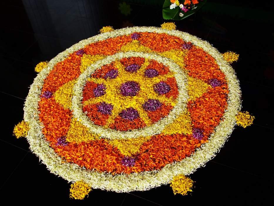 Onam: Annual festival of Kerala, India