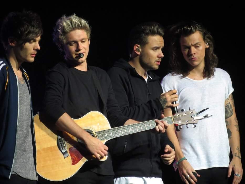 One Direction: English-Irish boy band